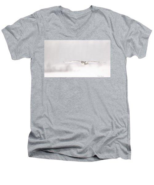 L'ange Des Cieux Men's V-Neck T-Shirt