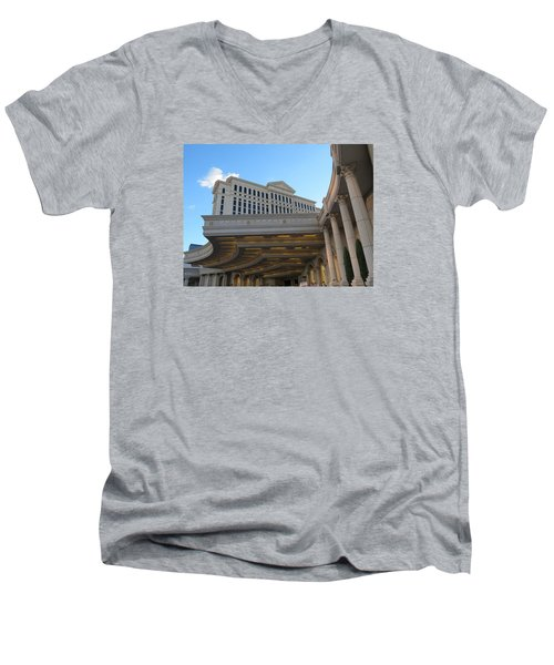 Las Vegas 12 Men's V-Neck T-Shirt