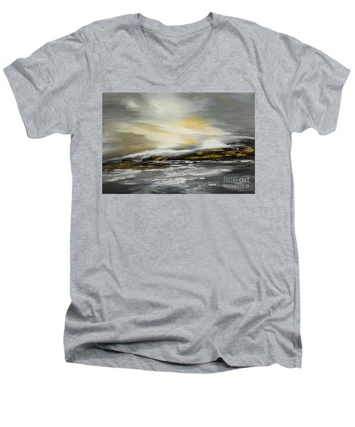 Lashed To Windward Men's V-Neck T-Shirt