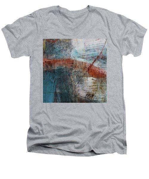 Last For A While Men's V-Neck T-Shirt