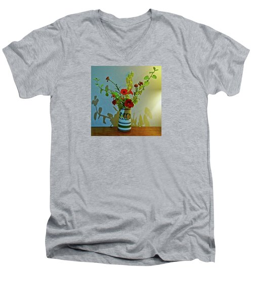 Last Of Summer Men's V-Neck T-Shirt