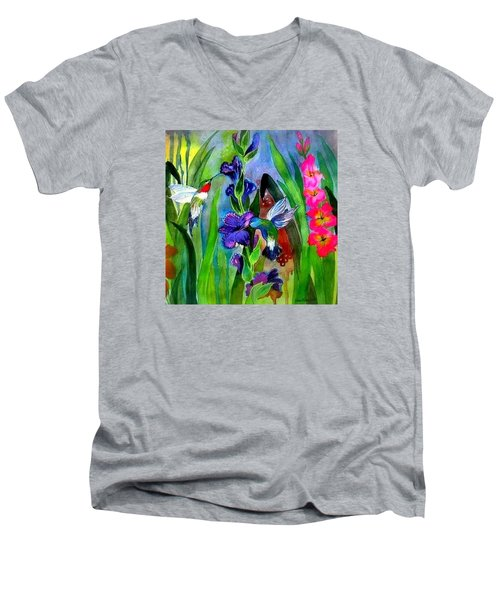 Last Of The Hummers Men's V-Neck T-Shirt