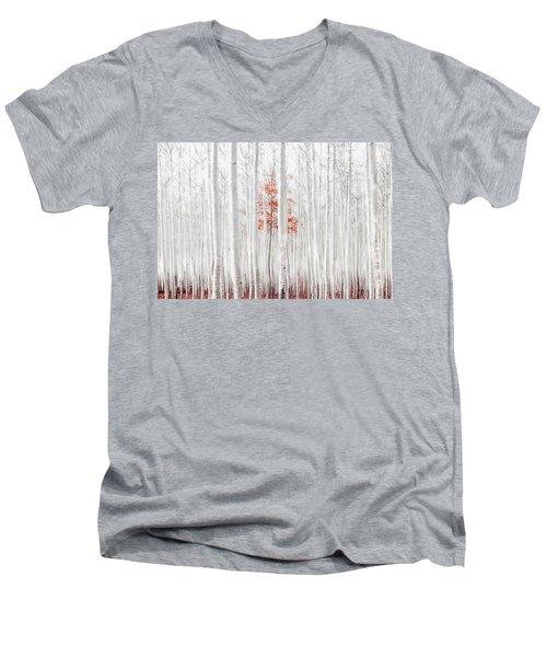 Last Of Its Kind Men's V-Neck T-Shirt