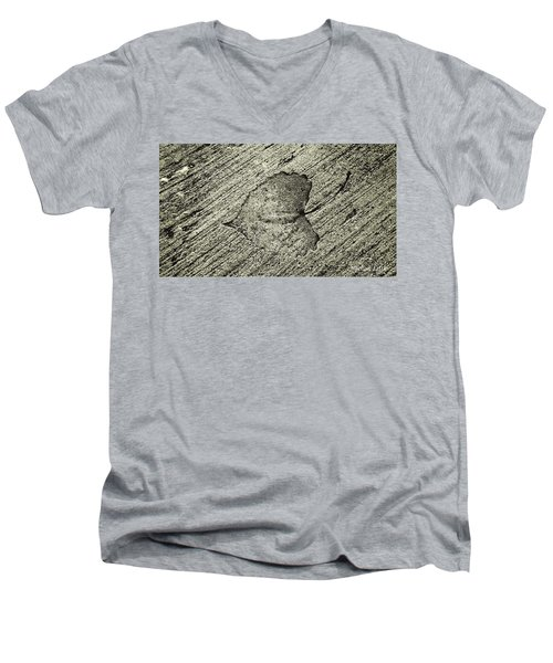Lasting Impression  Men's V-Neck T-Shirt