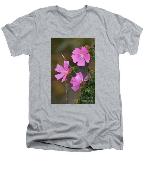 Late Bloomer Men's V-Neck T-Shirt