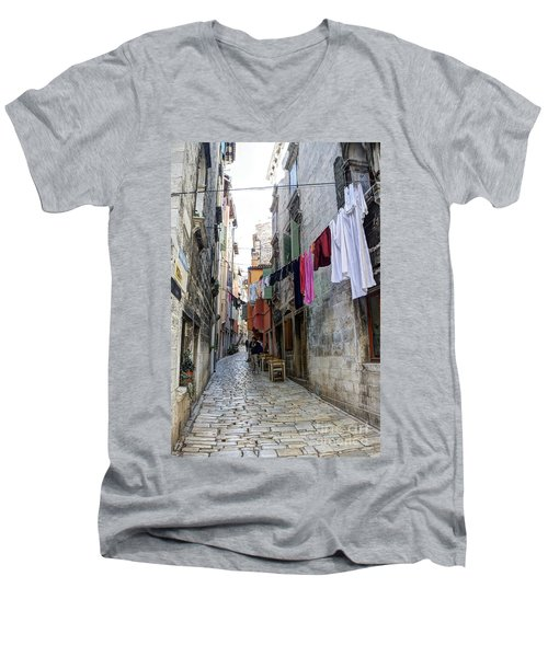 Laundry Day 1 Men's V-Neck T-Shirt