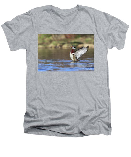 Le Magnifique Men's V-Neck T-Shirt