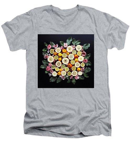 Lemonade Vibes Men's V-Neck T-Shirt