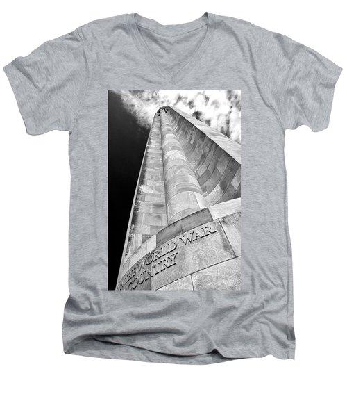 Lest We Forget Men's V-Neck T-Shirt
