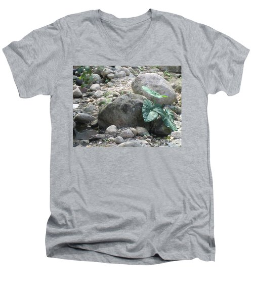 Life Men's V-Neck T-Shirt