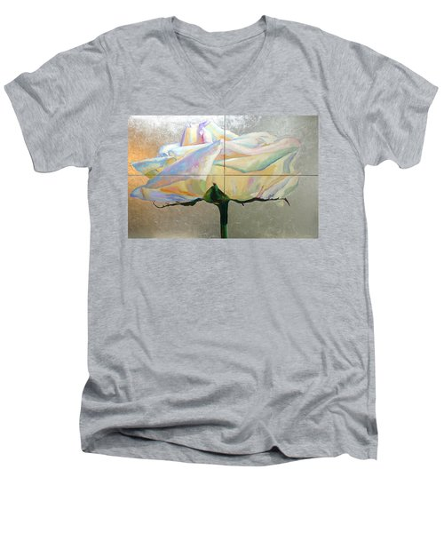 Lightness Men's V-Neck T-Shirt