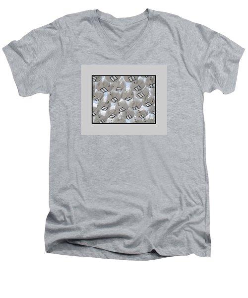 Lights Of Remembrance Men's V-Neck T-Shirt