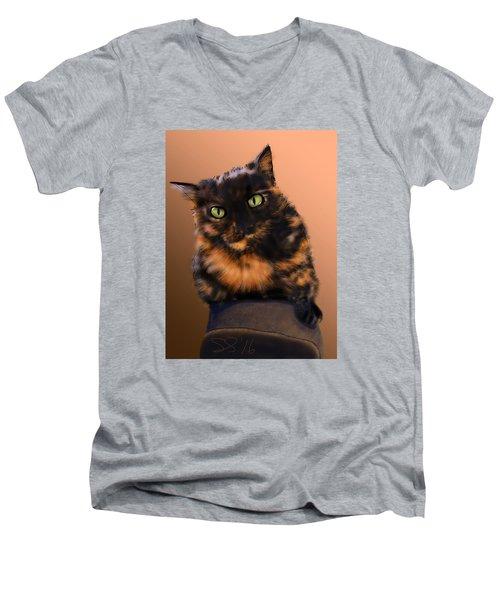 Lillie Men's V-Neck T-Shirt