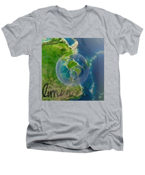 Liminal Men's V-Neck T-Shirt