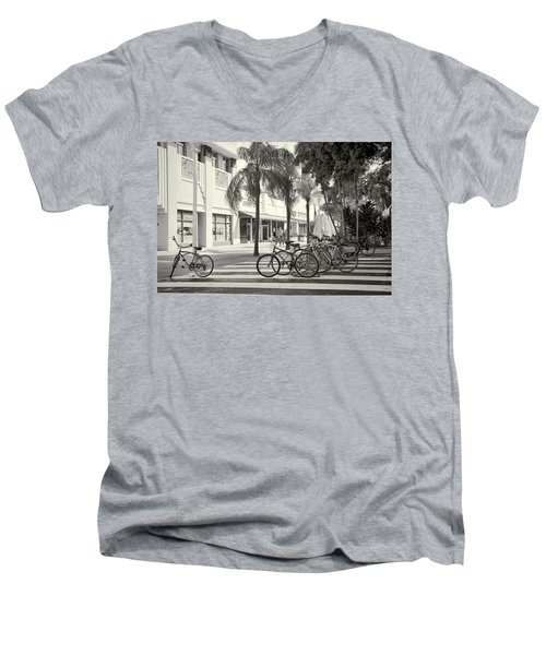 Lincoln Road Men's V-Neck T-Shirt