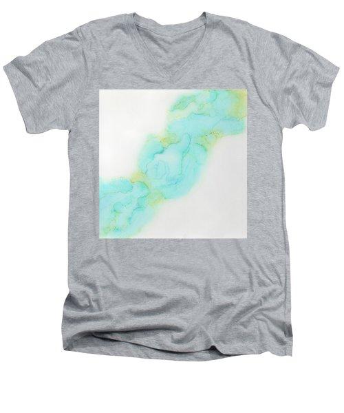 Lingering Onward Men's V-Neck T-Shirt
