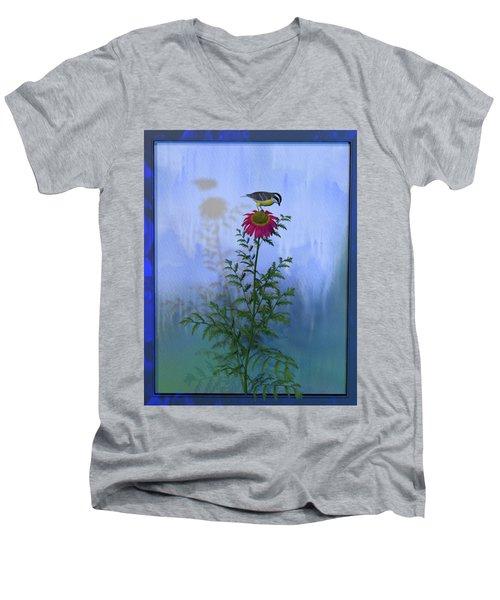 Little Bird Men's V-Neck T-Shirt
