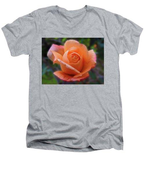 Little Goldie Men's V-Neck T-Shirt