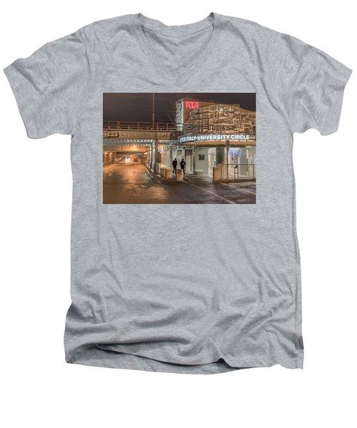 Little Italy Rta Men's V-Neck T-Shirt