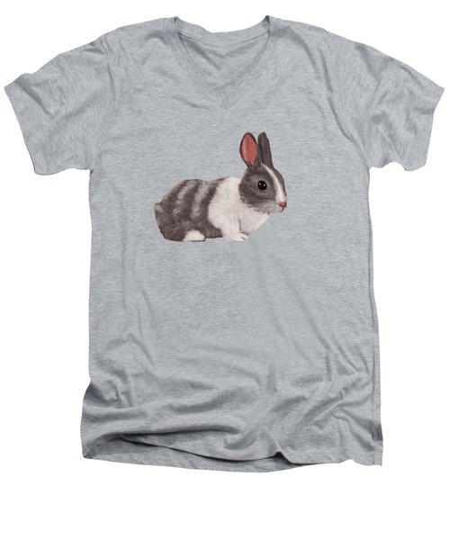 Little One Men's V-Neck T-Shirt