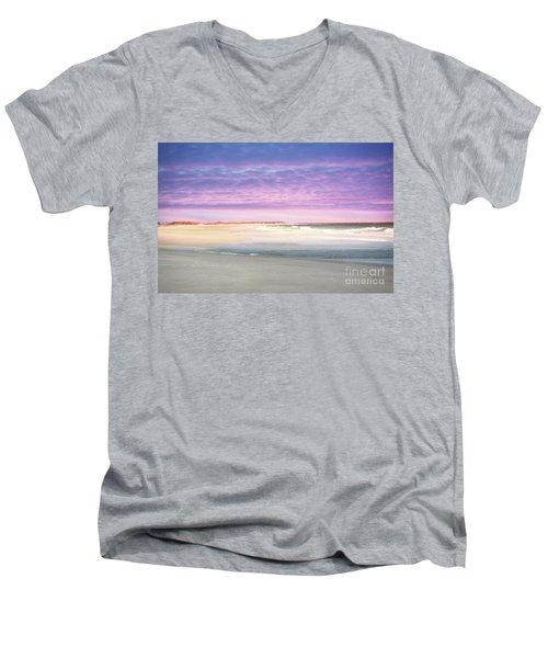 Little Slice Of Heaven Men's V-Neck T-Shirt