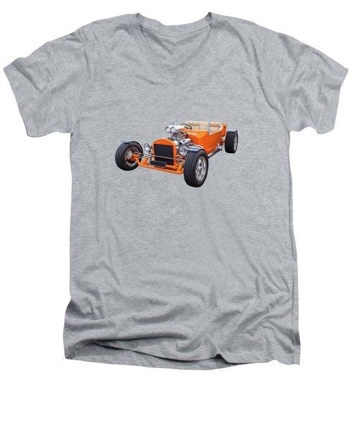 Little T Men's V-Neck T-Shirt