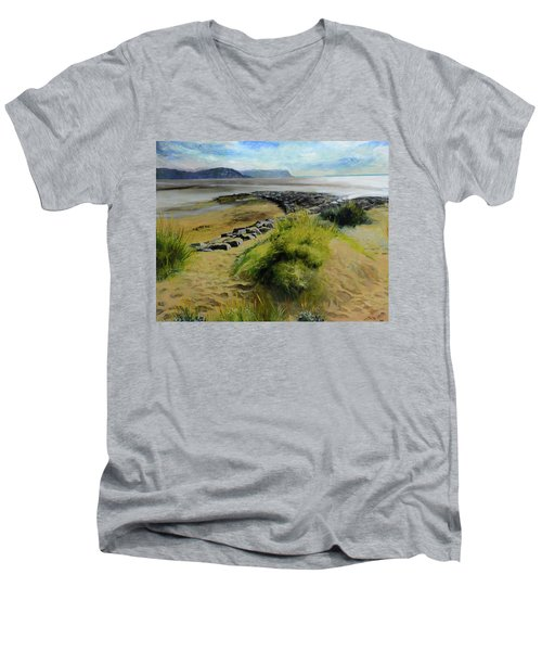 Llandudno Men's V-Neck T-Shirt