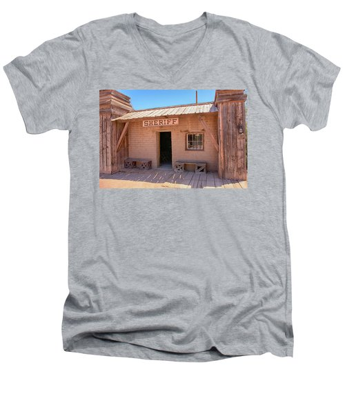 Local Sheriff Tucson Men's V-Neck T-Shirt