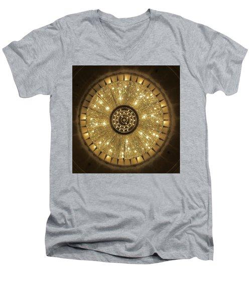 London Hilton Paddington 01 Men's V-Neck T-Shirt