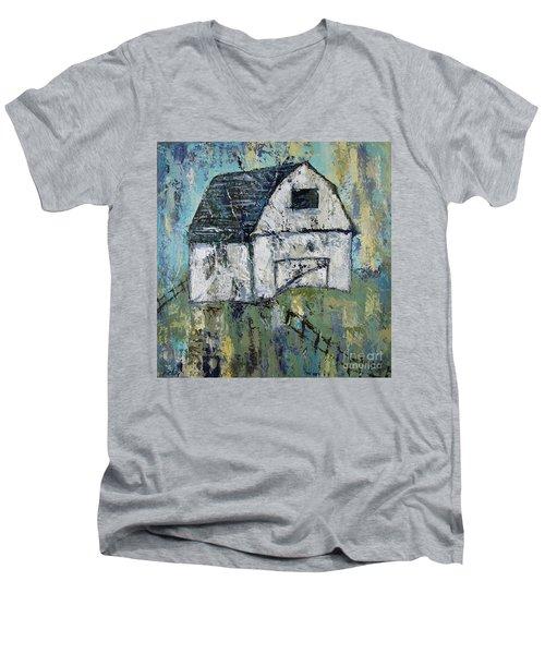 Lone Barn Men's V-Neck T-Shirt