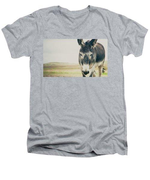 Lone Ranger Men's V-Neck T-Shirt
