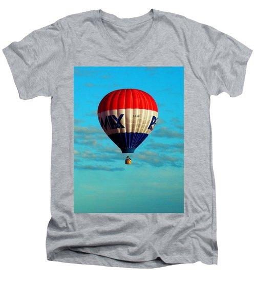 Loneliness ... Men's V-Neck T-Shirt