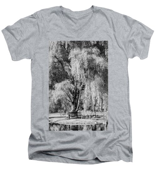 Lonely Dreams Men's V-Neck T-Shirt