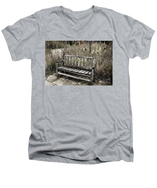 Lonely Men's V-Neck T-Shirt