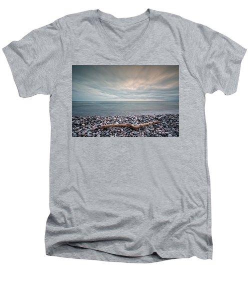 Loner Men's V-Neck T-Shirt