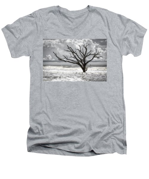 Lonesome Men's V-Neck T-Shirt
