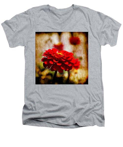 Look Closer Men's V-Neck T-Shirt