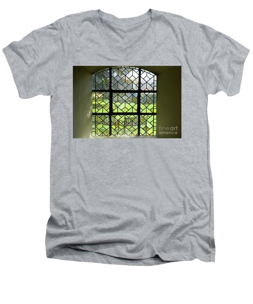 Looked Through The Window Men's V-Neck T-Shirt