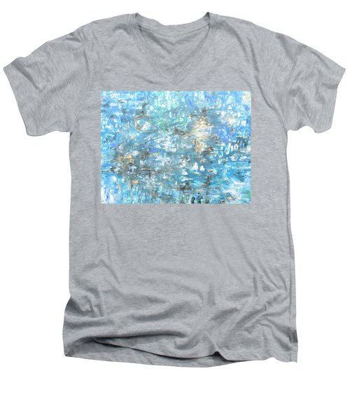 Looking For Heaven Men's V-Neck T-Shirt