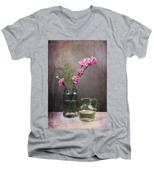 Looking Pretty For You Men's V-Neck T-Shirt