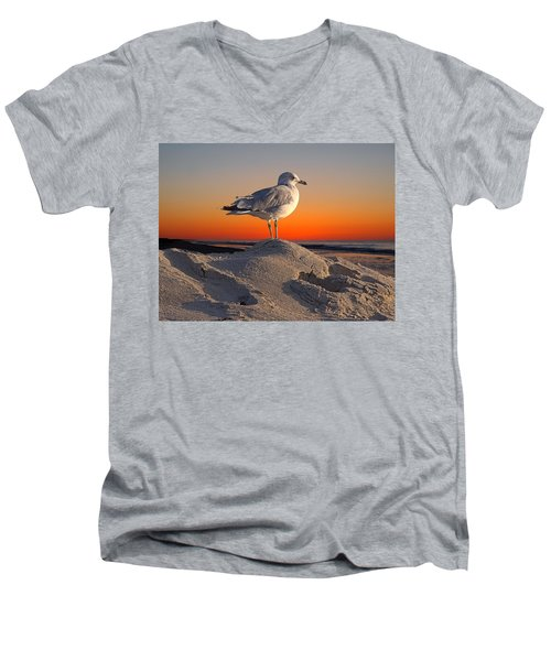 lookout Dream Men's V-Neck T-Shirt by  Newwwman