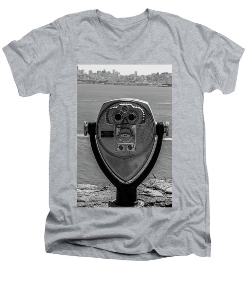 Lookout Point Men's V-Neck T-Shirt