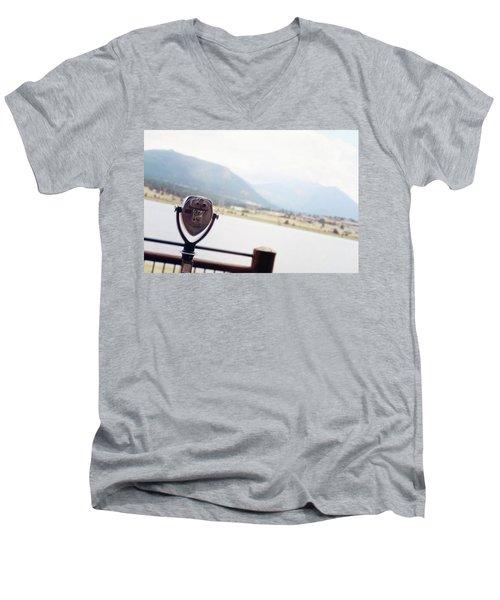Lookout Men's V-Neck T-Shirt