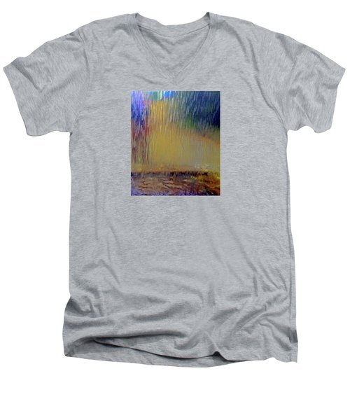 Looks Like Rain Men's V-Neck T-Shirt
