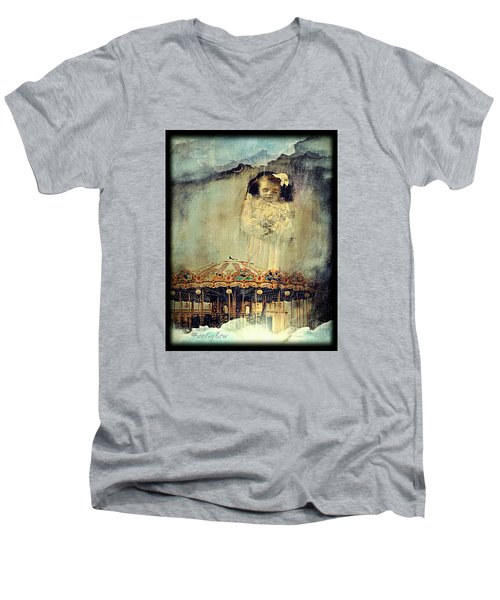 Loss Of Diety Men's V-Neck T-Shirt