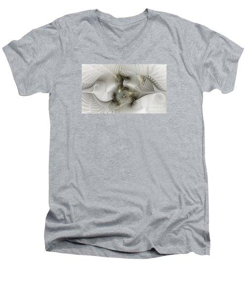 Lost In Space Men's V-Neck T-Shirt