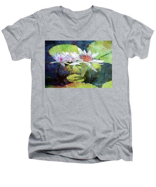 Lotus Trio 2923 Idp_2 Men's V-Neck T-Shirt