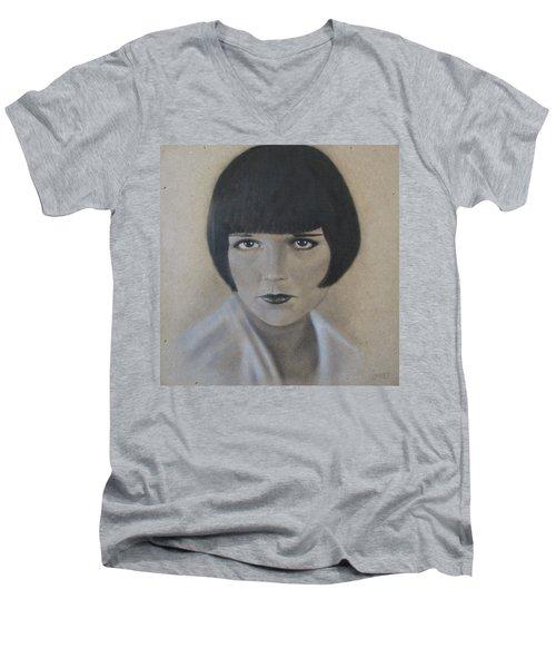 Louise Men's V-Neck T-Shirt