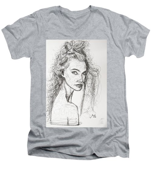 Love Is A Many-splendored Thing Men's V-Neck T-Shirt
