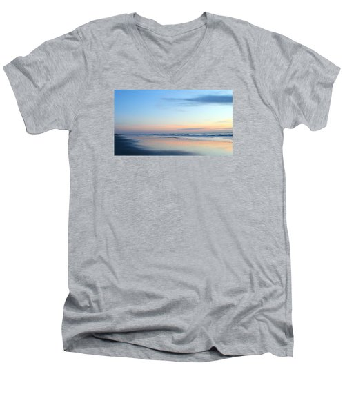Love Is In My Life Men's V-Neck T-Shirt by Fiona Kennard
